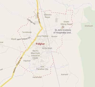 palghar map