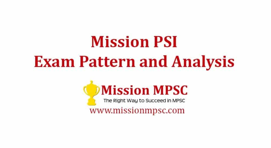 Mission-PSI-Exam-Pattern-and-Analysi