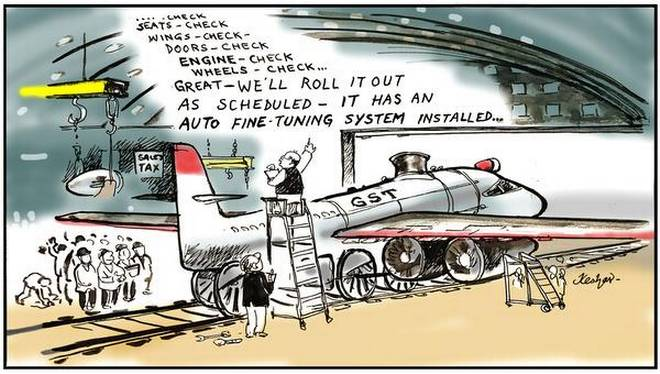 GST rollout