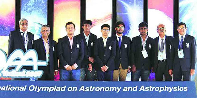 ndia-won-five-medals-in-international-olympiad