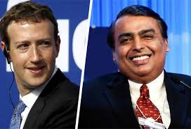Facebook-Reliance Jio deal: Social media giant pumps in Rs 43,574 ...