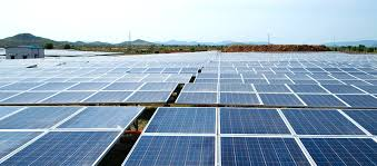 Utility Scale Solar Projects in India by Tata Power Solar