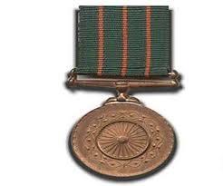 Two jawans honoured by Shaurya Chakra