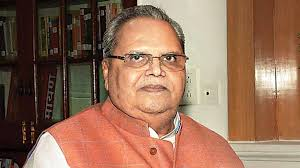 Satya Pal Malik appointed as Meghalaya Governor; Bhagat Singh ...