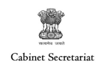 Cabinet Secretariat Recruitments 2020