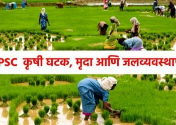 MPSC Agricultural Soil and Water Management